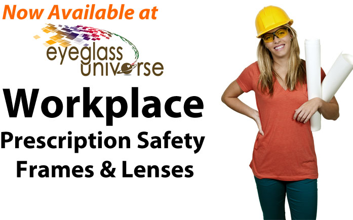 Prescription Safety Eyeglasses